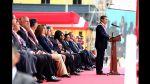 Así se conmemoró el primer aniversario del fallo de La Haya - Noticias de corte de la haya