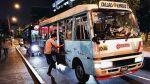 Lima y Callao ya coordinan sobre transporte pero sin el MTC - Noticias de accidente de tránsito