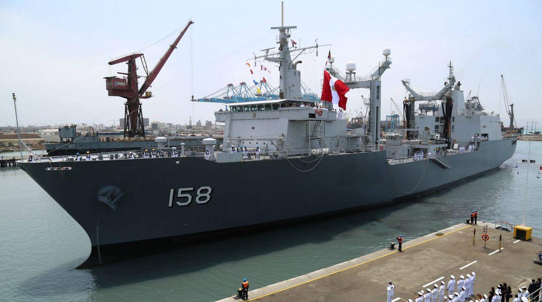 Perú incrementó en 2014 el ritmo de su programa de modernización militar. 1049005