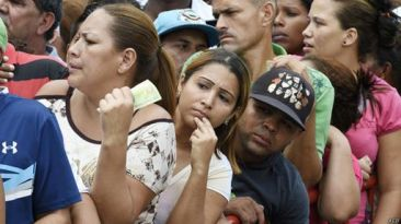 """¿Quiénes son los """"nuevos pobres"""" de Venezuela?"""