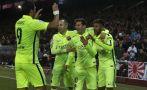 Barcelona ganó 3-2 al Atlético de Madrid por la Copa del Rey