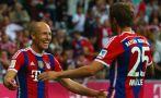Bayern Múnich vs. Wolfsburgo: bávaron caen 1-0 por Bundesliga