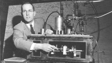 Charles Townes, coinventor del láser, fallece a los 99 años