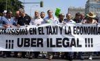 Uber ha convertido la guerra anti-taxis en un fenómeno mundial