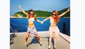 Instagram: Jessica Alba luce su bella silueta en red social