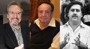 """Carlos Villagrán: """"'Chespirito' fue a fiesta de Pablo Escobar"""""""