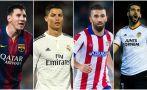 Liga BBVA: la programación de los partidos del fin de semana