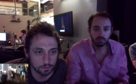 YouTube: se burlaron de colegas fingiendo terremoto vía Skype