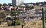 La terrible explosión en un hospital infantil de México