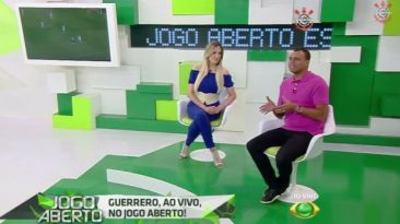 Paolo Guerrero: Denilson le preguntó si se queda en Corinthians