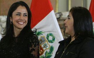 Nadine: Gabinete Jara está en la calle cumpliendo con su deber