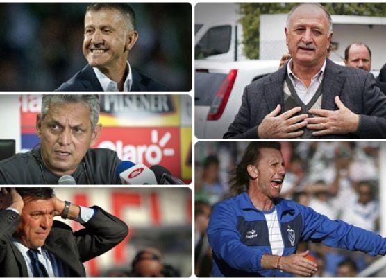 VOTA: ¿Quién crees que sería un buen técnico de la selección?