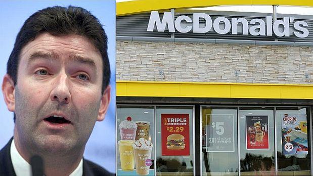 Steve Easterbrook, el hombre encargado de salvar a McDonald's