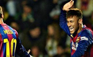 "Neymar al Atlético: ""Nadie está obligado a gustar a nadie"""