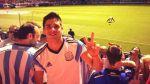 Giovanni Simeone admite que su futuro está lejos de River Plate - Noticias de sudamericano