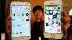 ¿Apple superó a Samsung como el mayor vendedor de smartphones? - Noticias de guerra corea