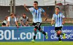 Argentina vs. Colombia: igualan 0-0 por el Sudamericano Sub 20