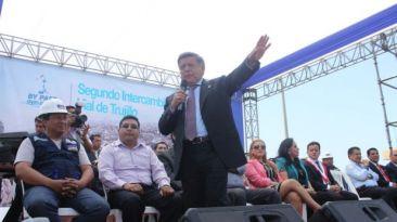 César Acuña todavía sueña con ser presidente de la República