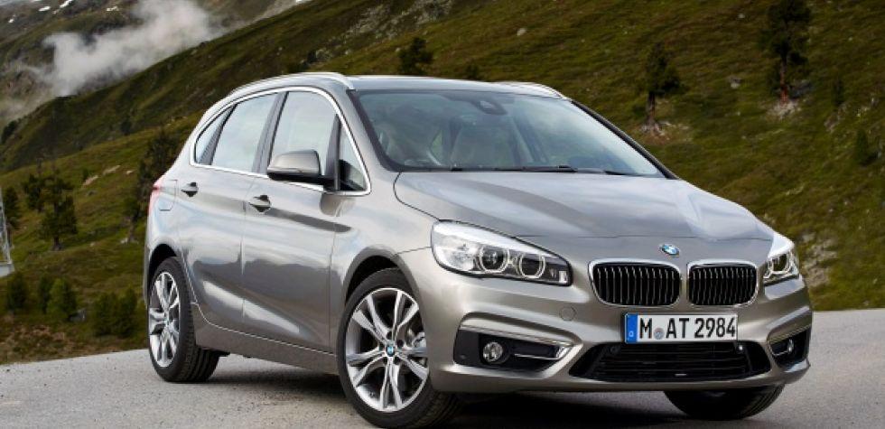 BMW presentó el novedoso Serie 2 Active Tourer en el Perú