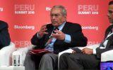 Las ácidas críticas de Julio Cotler en Peru Summit de Bloomberg
