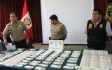 Trujillo: S/.2 millones falsos fueron decomisados a dos sujetos