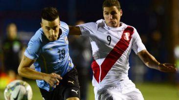 Perú vs. Uruguay: bicolor cayó 3-1 en el Sudamericano Sub 20