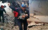Tragedia en México: policía héroe rescató a bebe tras explosión