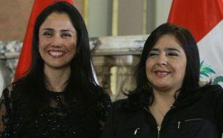 """Nadine sobre Ana Jara: """"No hay ninguna fisura en el gobierno"""""""