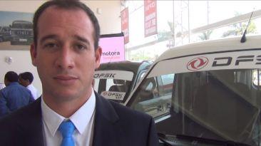 DFSK planea ser líder en vehículos comerciales ligeros al 2017