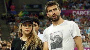 """Shakira y Piqué """"felices de anunciar el nacimiento de Sasha"""""""