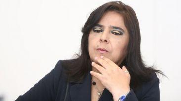 Hermana de Ana Jara contrató con el Estado por más de S/.50 mil