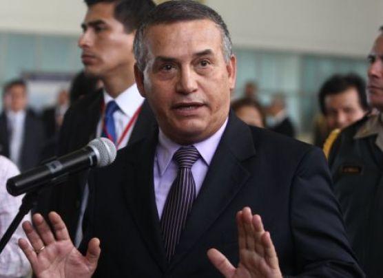 "Daniel Urresti: ""Ana Jara me ordenó que no pelee con nadie"""