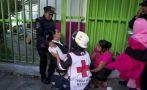 Tragedia en México: no pueden identificar bebés tras explosión