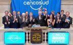Chilena Cencosud invertirá US$3.000 millones hasta el 2018