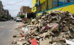 Breña declaró emergencia en servicio de recojo de basura