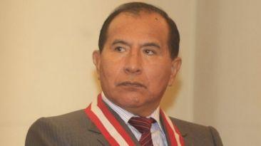 Presidente del PJ garantiza proceso justo a Belaunde Lossio