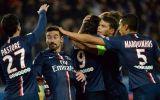 PSG ganó con golazo de Ezequiel Lavezzi y se acercó a líder