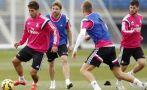 Real Madrid: Lucas Silva debutaría ante el Real Sociedad