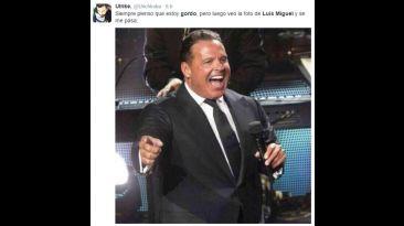 Twitter: memes se burlan de supuesta gordura de Luis Miguel