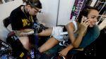 Los impactantes rostros de la feria de tatuajes de Venezuela - Noticias de maria jose cristerna