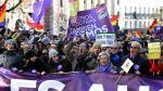 España: Podemos moviliza a miles de ciudadanos en Madrid - Noticias de deuda externa