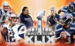 Super Bowl en vivo: New England Patriots vs Seattle Seahawks