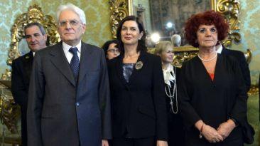 Italia elige a Sergio Mattarella como su nuevo presidente