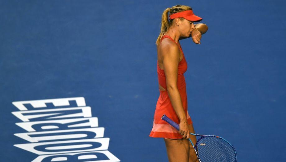 María Sharapova: tristeza y decepción tras caer ante Serena