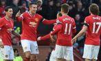 Manchester United vs. Leicester City: 3-0 por la Premier League