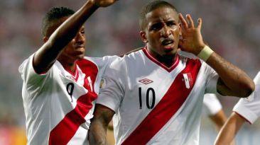 """Jefferson Farfán: """"Sí voy a jugar la Copa América"""""""