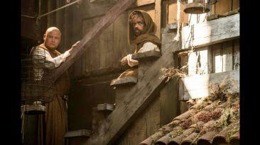 """""""Game of Thrones"""": las primeras fotos de la quinta temporada"""