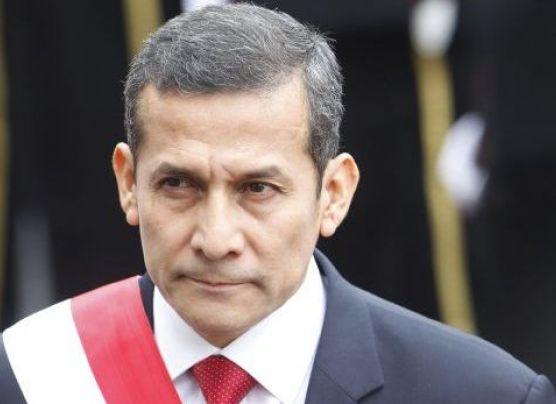 """Humala dice que visitará Áncash muy pronto para """"poner orden"""""""