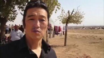 Kenji Goto: un periodista obsesionado con el drama de la guerra