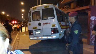 La Molina: chofer de Orión murió al empotrar cúster en una casa